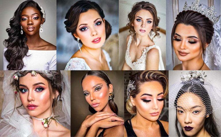 Wedding Makeup for Brides