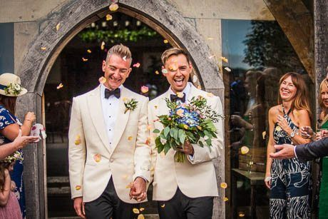 LGBTQ Weddings - Photography by Bryan