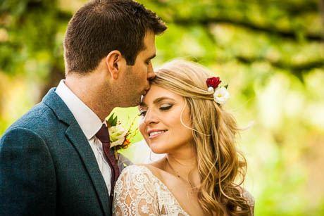 bride and groom - Mini Wedding