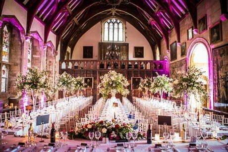 Castle Wedding Ideas