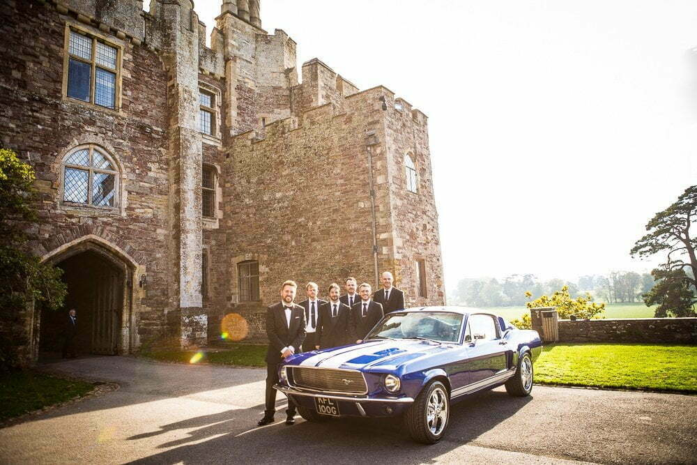 Berkeley Castle Wedding JG 165