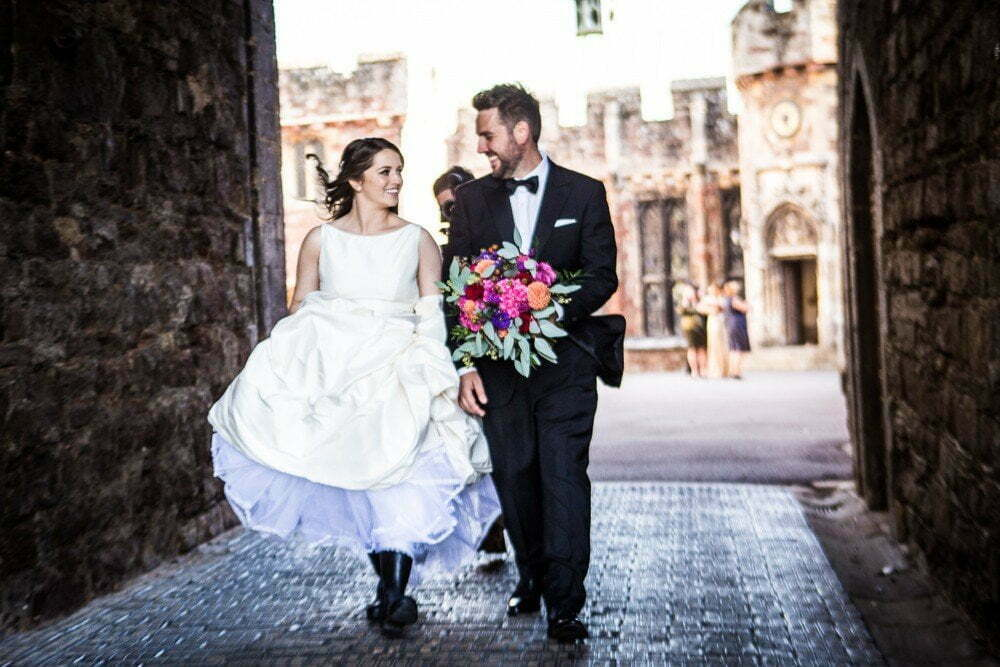 Berkeley Castle Wedding JG 182