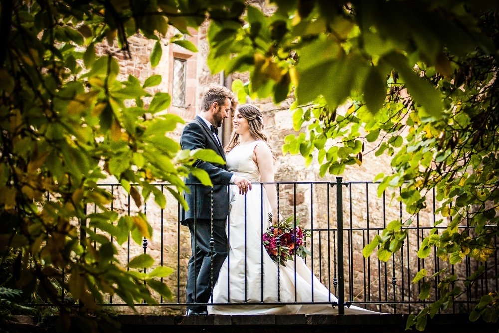 Berkeley Castle Wedding JG 183