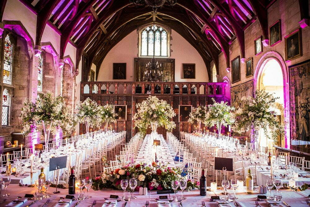 Berkeley Castle Wedding JG 201