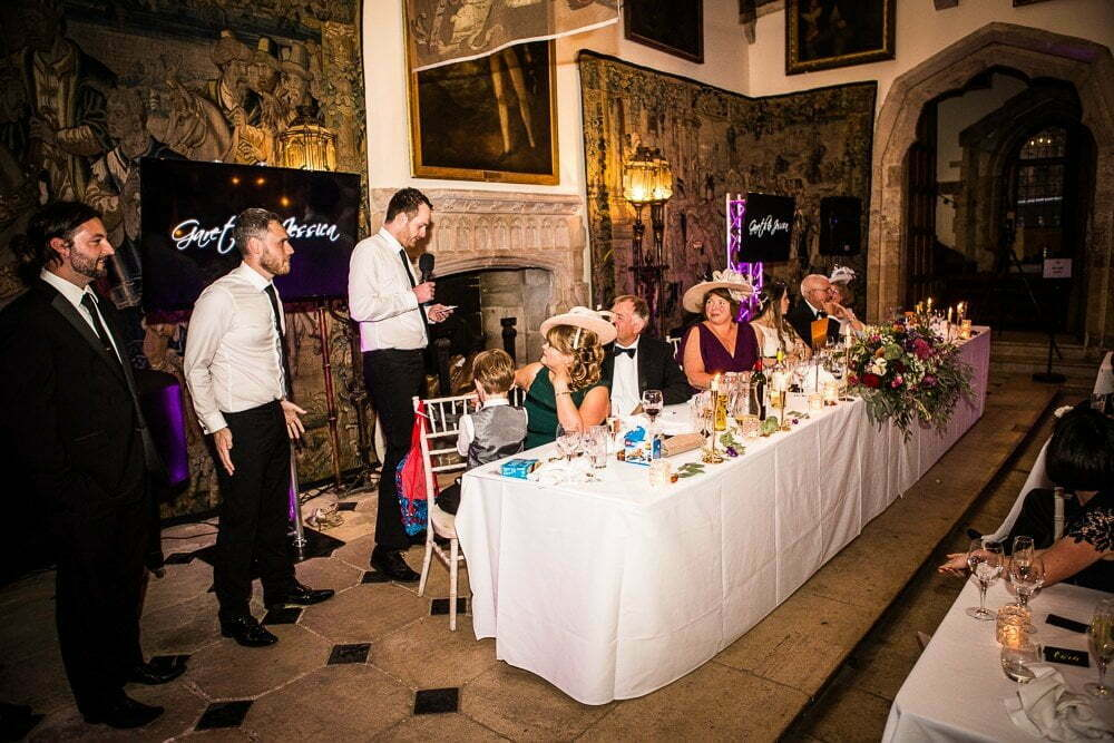 Berkeley Castle Wedding JG 282