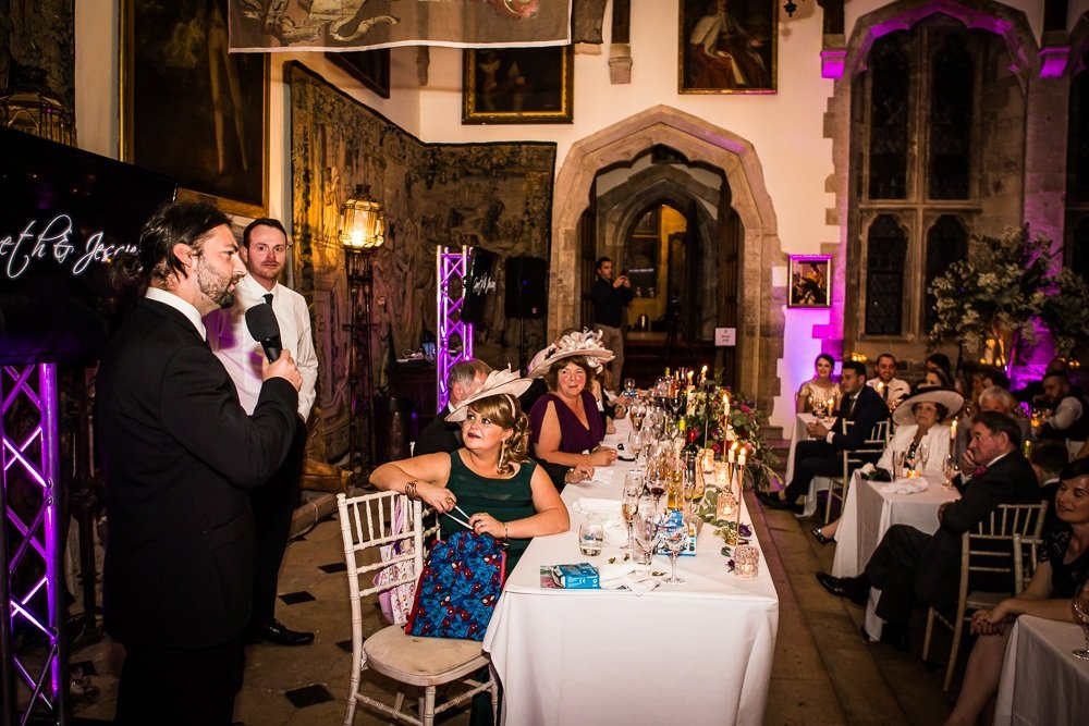 Berkeley Castle Wedding JG 293