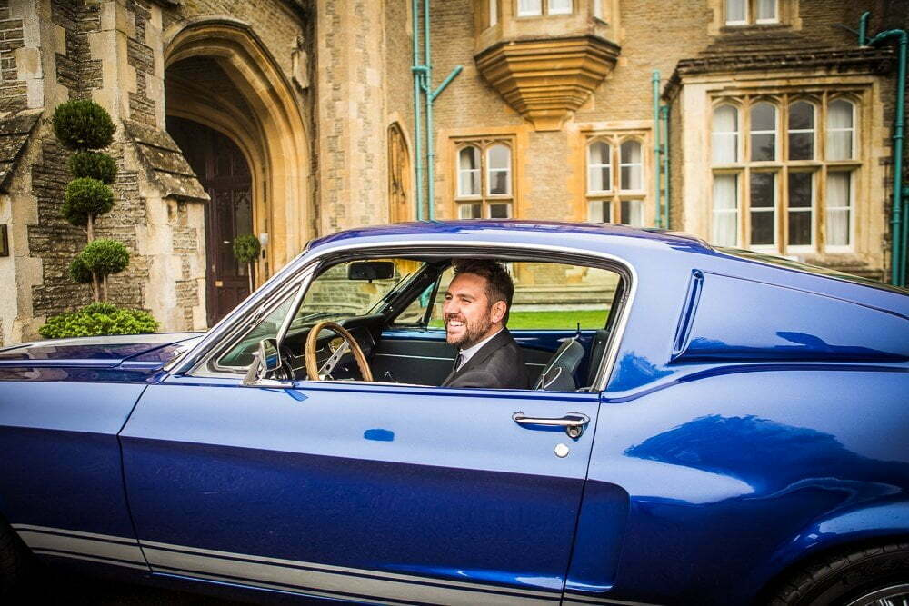 Berkeley Castle Wedding JG 49