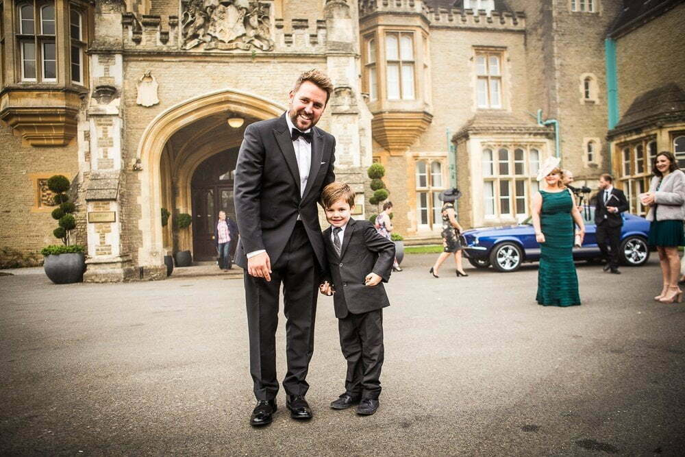 Berkeley Castle Wedding JG 55
