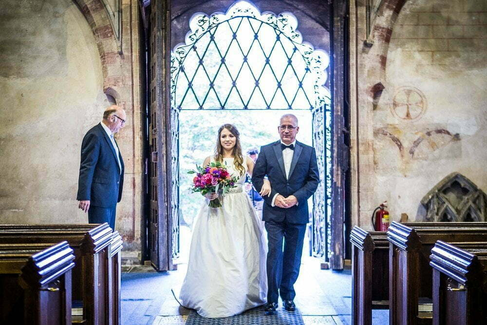 Berkeley Castle Wedding JG 79