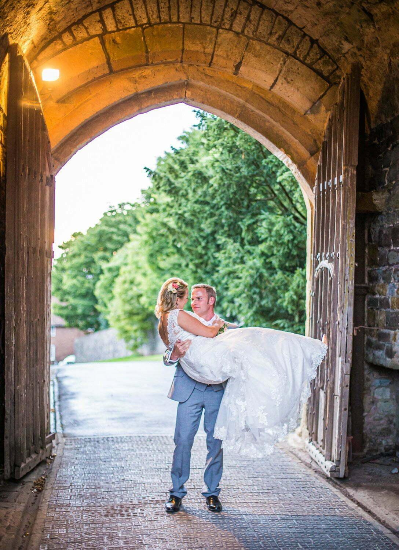 Berkeley Castle Wedding KR 184