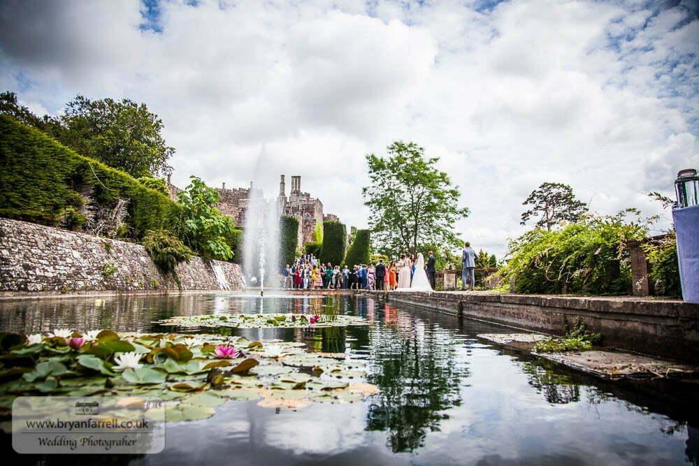Berkley Castle wedding CA 100
