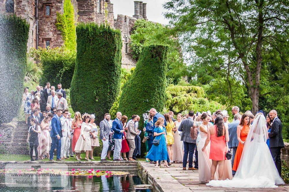 Berkley Castle wedding CA 102