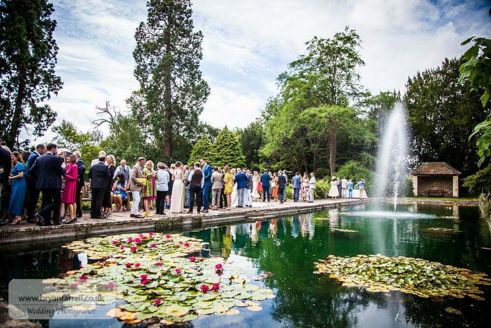 Berkley Castle wedding CA 106
