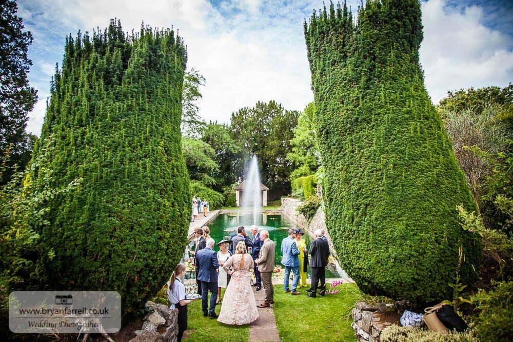 Berkley Castle wedding CA 107