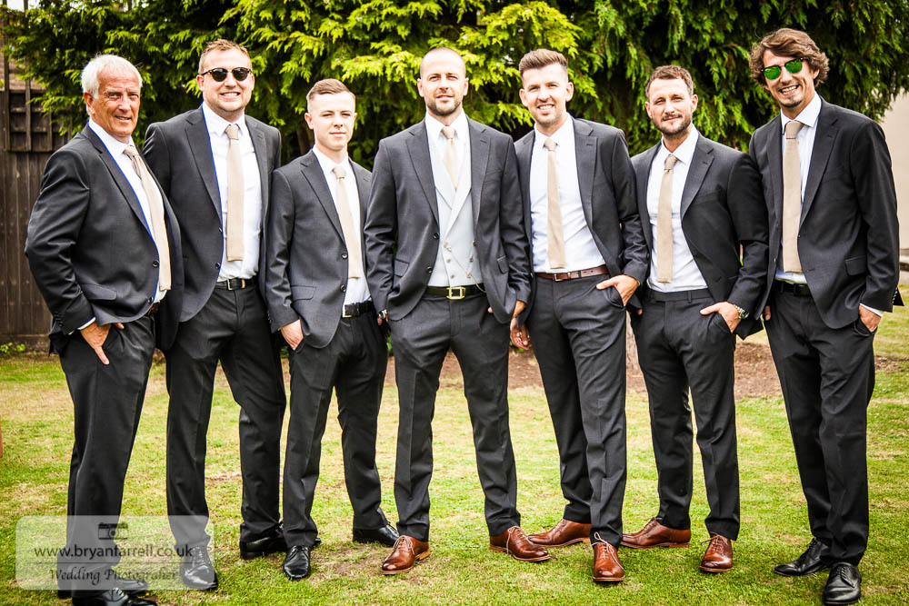 Berkley Castle wedding CA 11