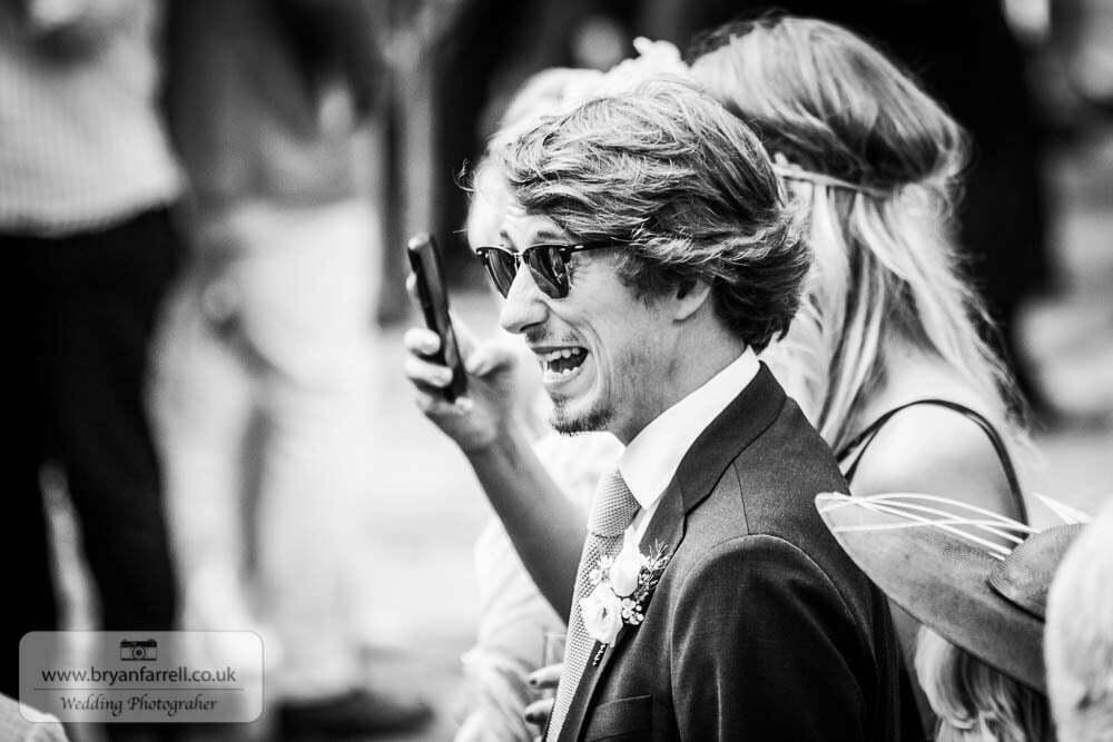 Berkley Castle wedding CA 110