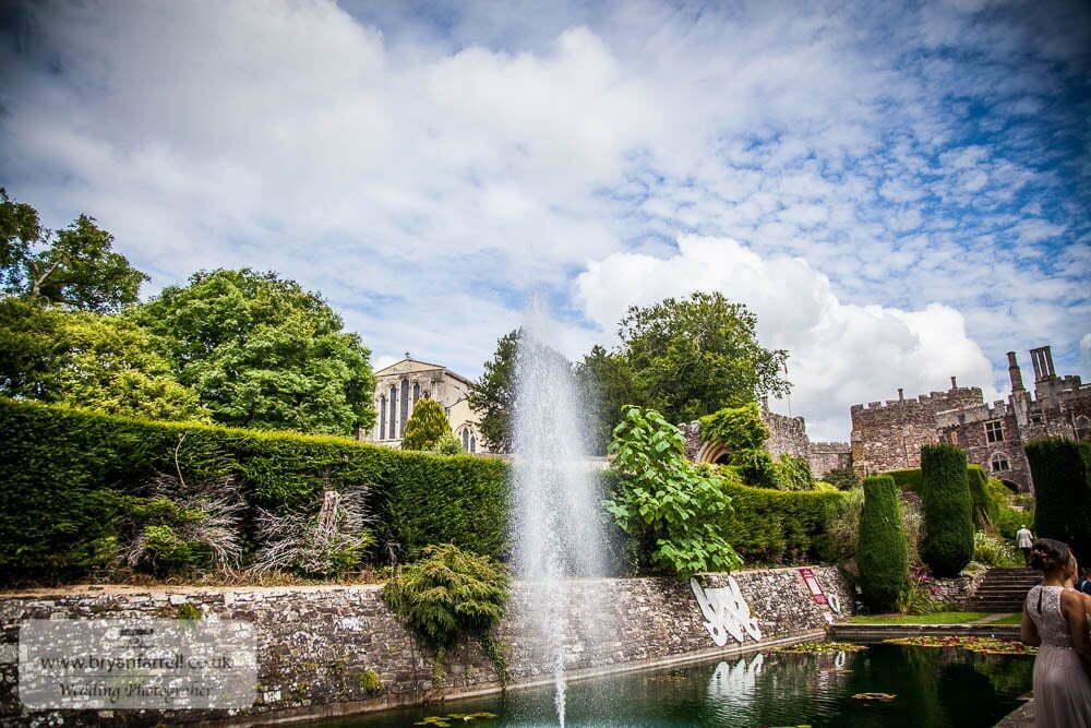 Berkley Castle wedding CA 113