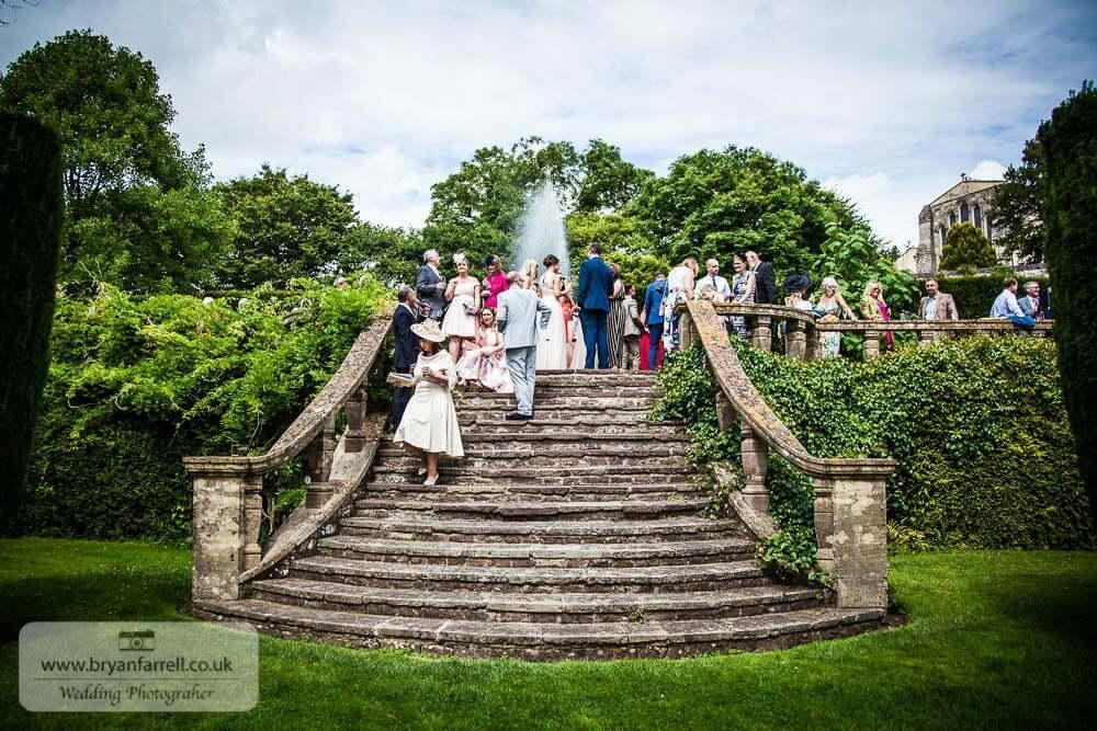 Berkley Castle wedding CA 116