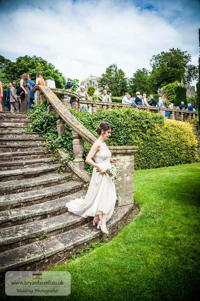 Berkley Castle wedding CA 120