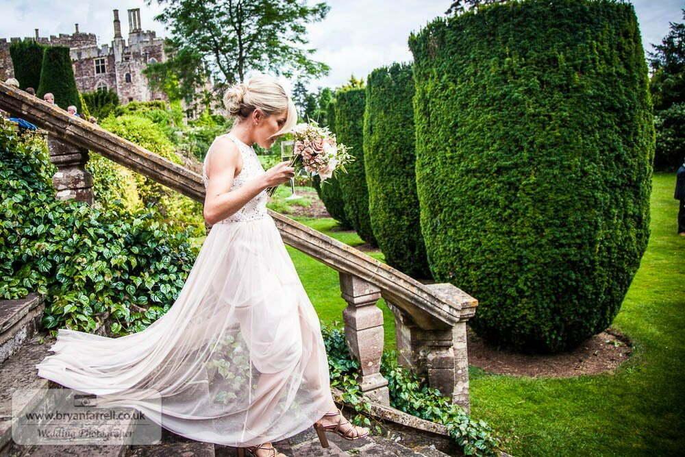 Berkley Castle wedding CA 121