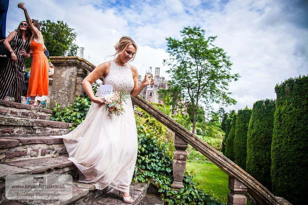 Berkley Castle wedding CA 122