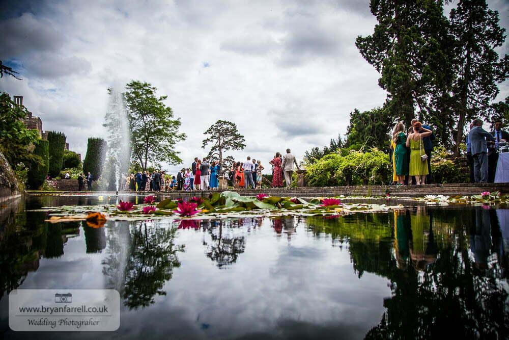 Berkley Castle wedding CA 124
