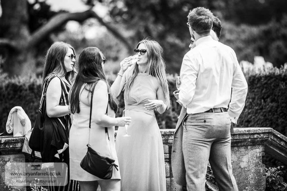 Berkley Castle wedding CA 125