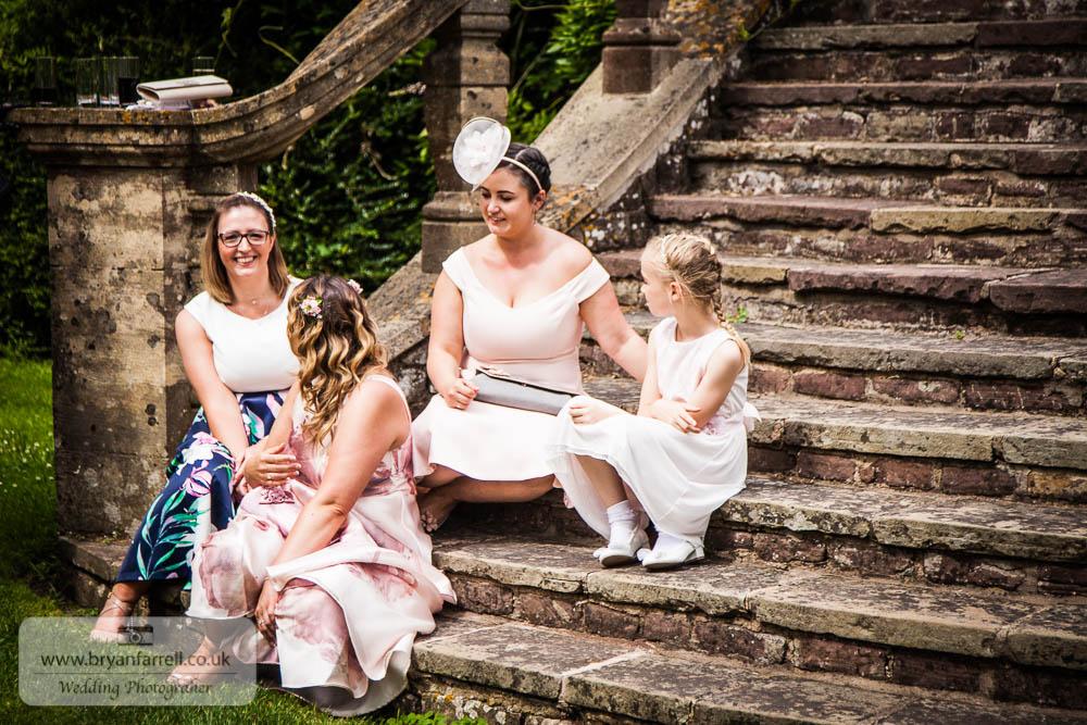 Berkley Castle wedding CA 127