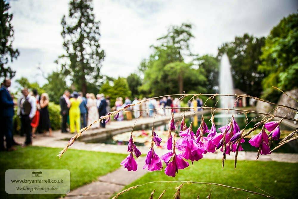 Berkley Castle wedding CA 130