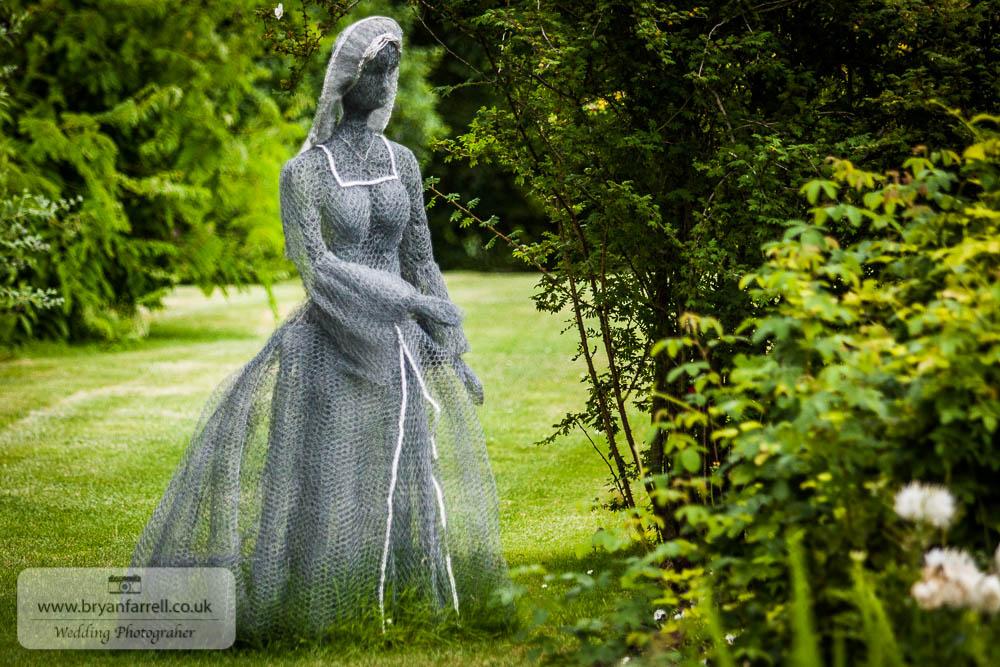 Berkley Castle wedding CA 132