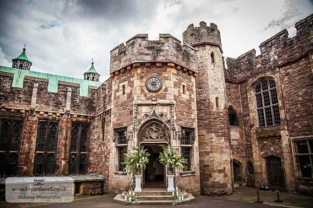 Berkley Castle wedding CA 133