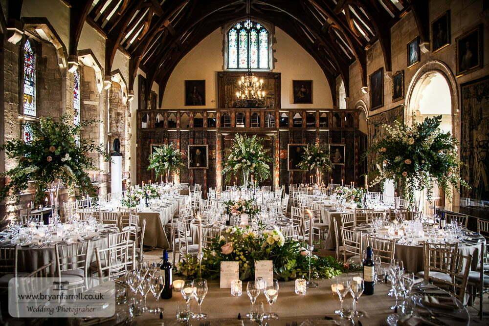 Berkley Castle wedding CA 135