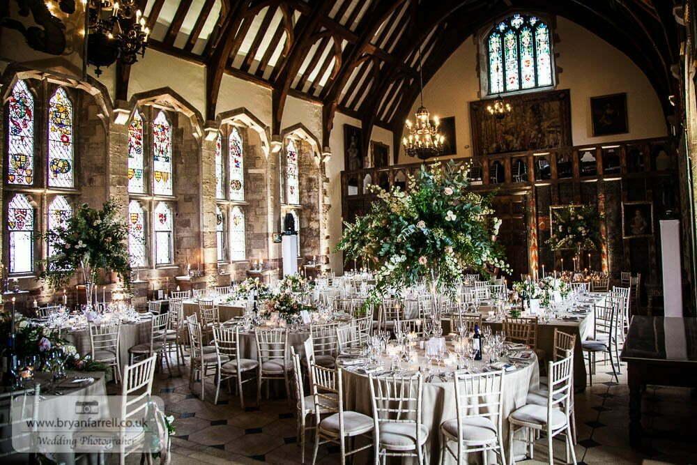 Berkley Castle wedding CA 136