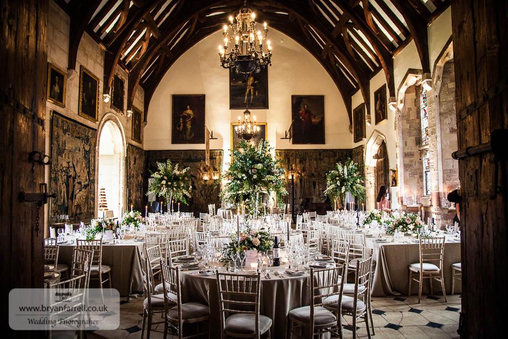 Berkley Castle wedding CA 140