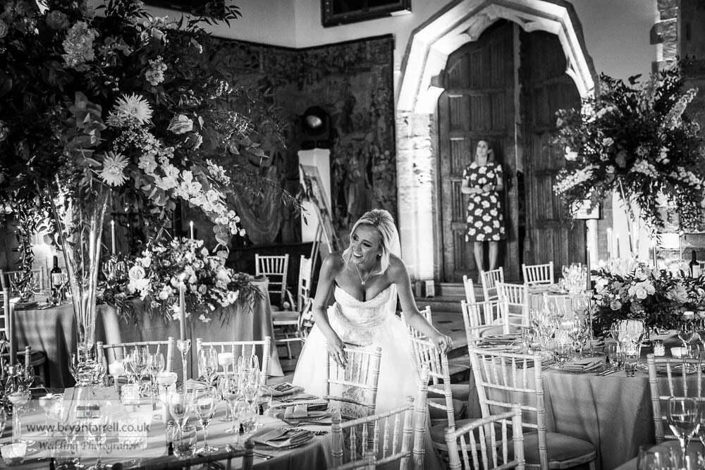 Berkley Castle wedding CA 148