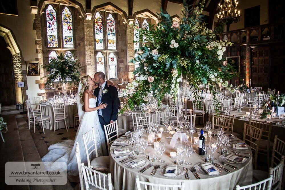 Berkley Castle wedding CA 149