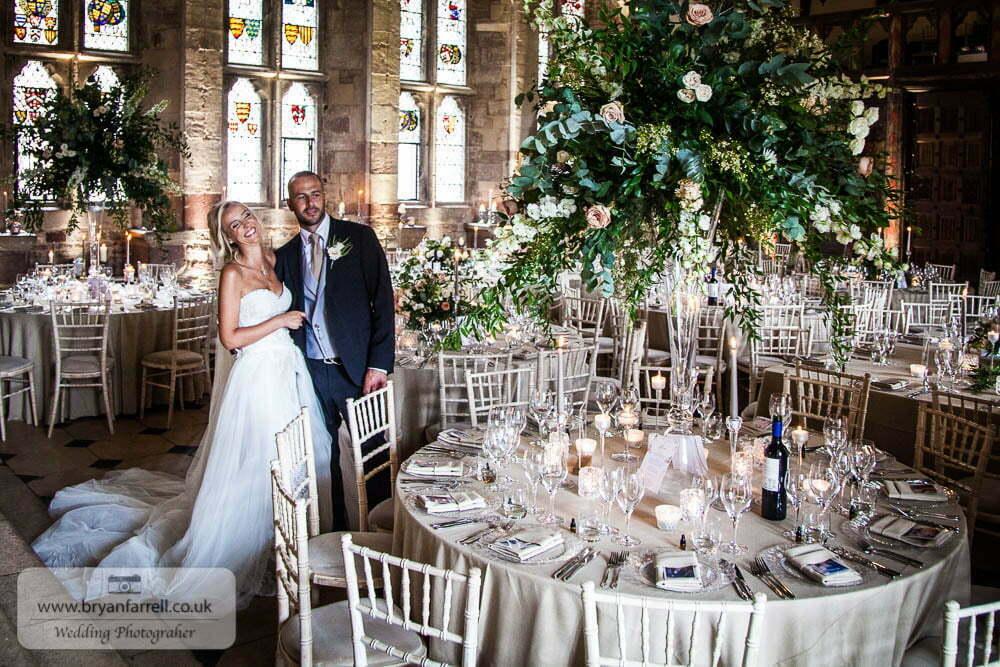 Berkley Castle wedding CA 150