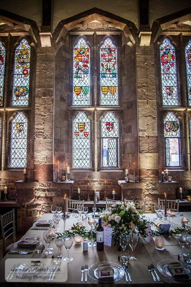 Berkley Castle wedding CA 152