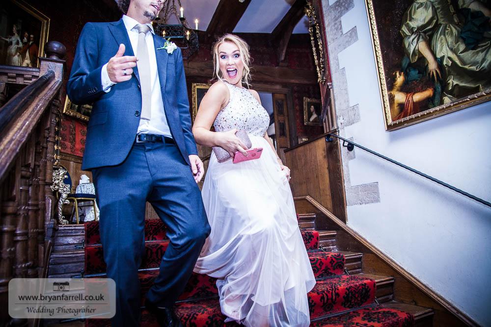 Berkley Castle wedding CA 160