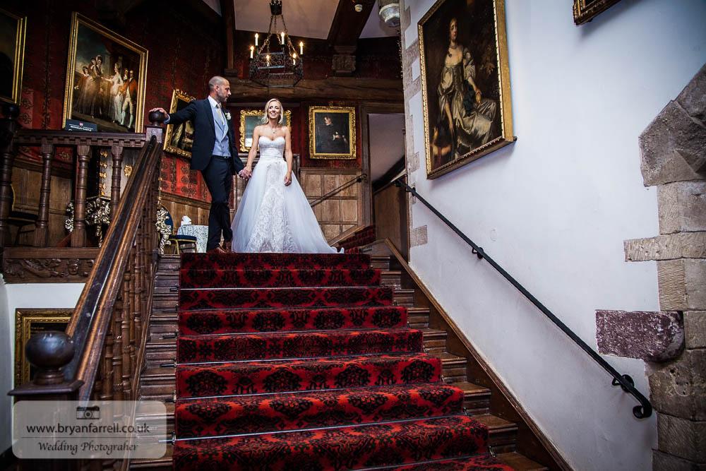 Berkley Castle wedding CA 162