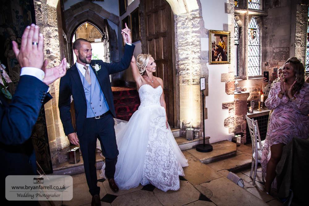 Berkley Castle wedding CA 163