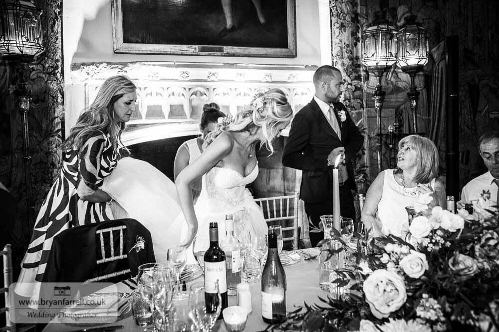 Berkley Castle wedding CA 164