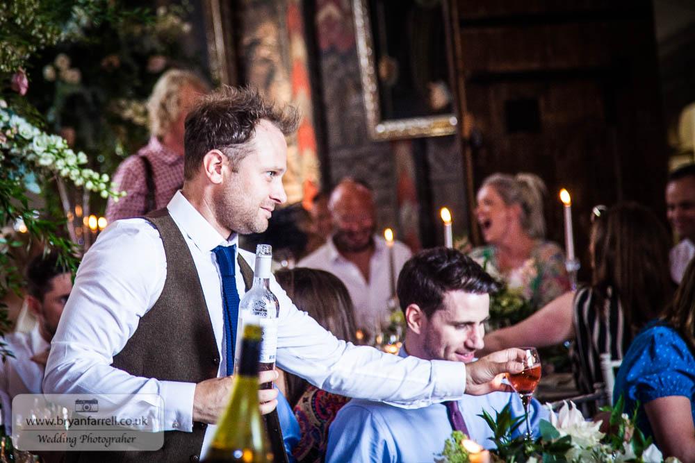 Berkley Castle wedding CA 167