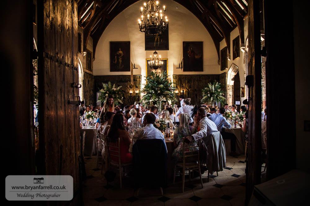 Berkley Castle wedding CA 168