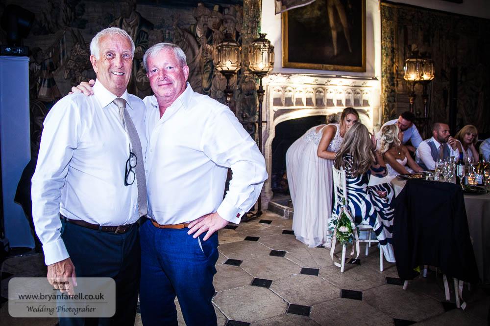 Berkley Castle wedding CA 169
