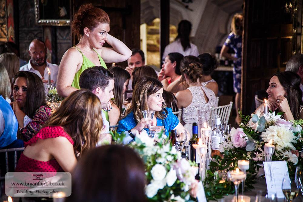 Berkley Castle wedding CA 170