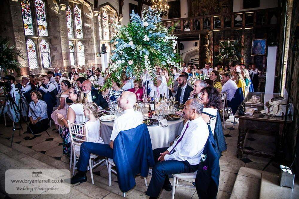 Berkley Castle wedding CA 186