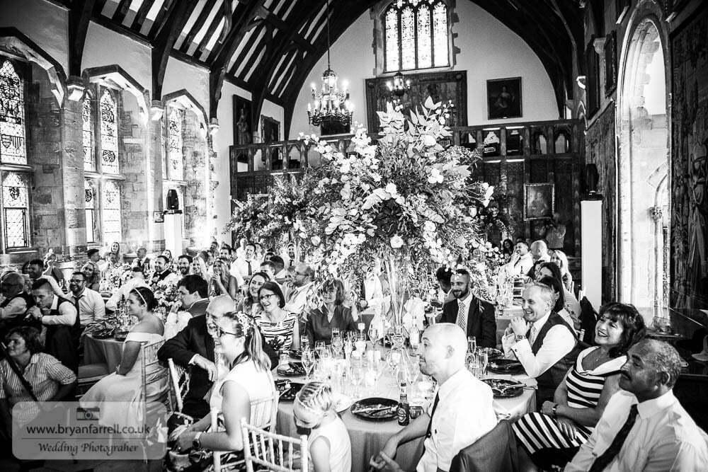 Berkley Castle wedding CA 192