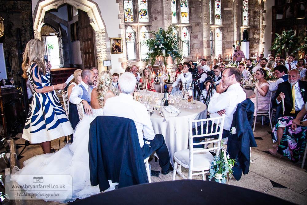 Berkley Castle wedding CA 207