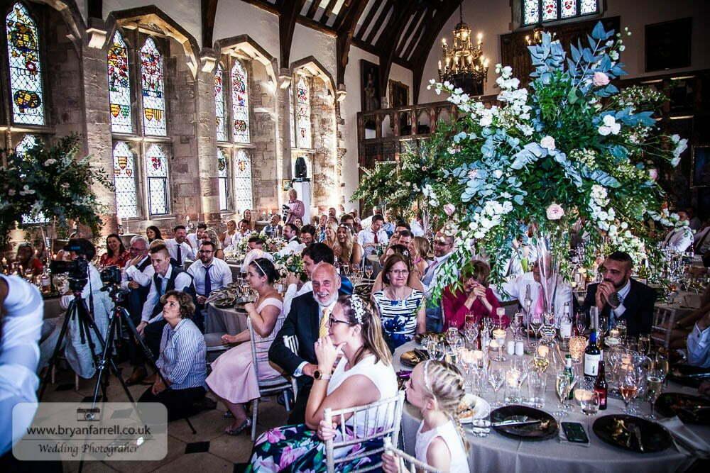 Berkley Castle wedding CA 209